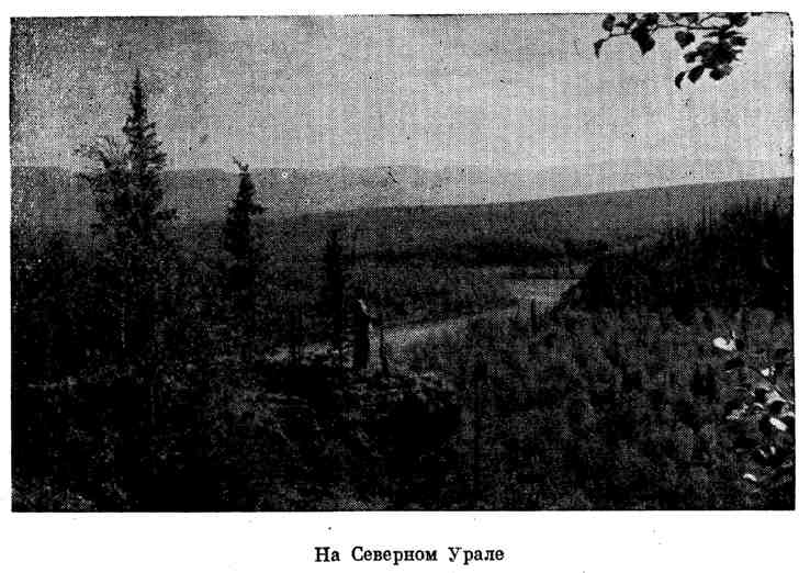 На Северном Урале