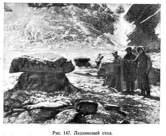Ледниковый стол