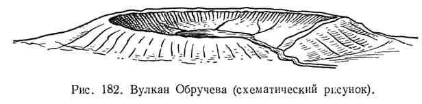 Вулкан Обручева