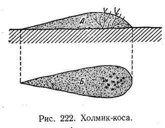 Холмик-коса
