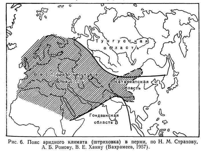 Пояс аридного климата в перми