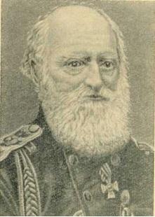 Фердинанд (Федор) Петрович Врангель