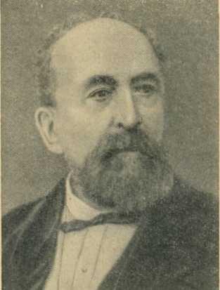 Петр Александрович Чихачев