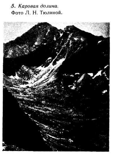 Каровая долина